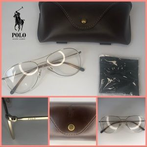 Polo Ralph Lauren Frame, Case & Cleaning Cloth